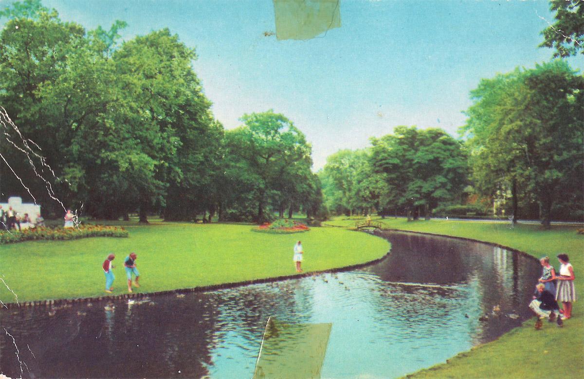 't Oranje park