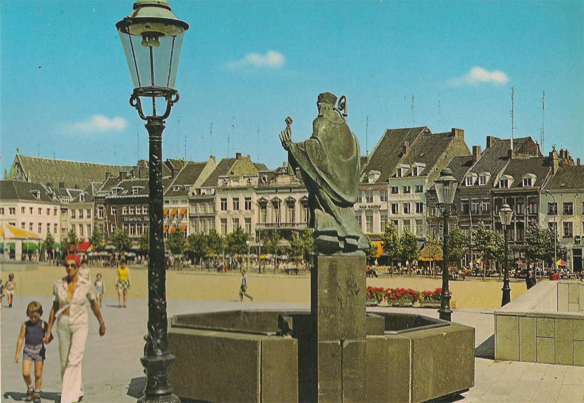 Maastricht ligt op het randje